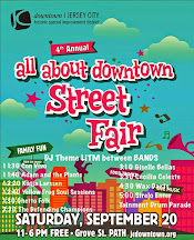 All About Downtown Rock-it Docket Stage