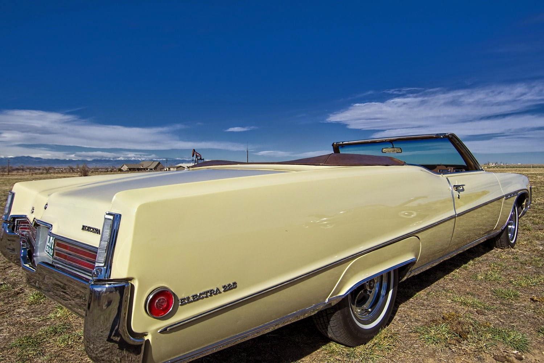 All American Classic Cars: 1970 Buick Electra 225 Custom 2 ...