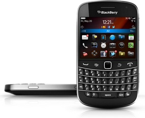 Blackberry BOLD 9900 Front,Blackberry 7