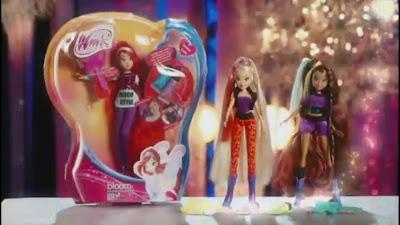 Naujos lėlės/žaislai/mokyklinės prakės Rugsėjis/Lapkritis Winx+ClubMagical+Hair+Dolls!+Promo!+565