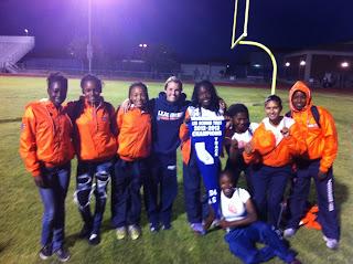 C.Oaks Girls Win 3rd Straight D-IV Track Title