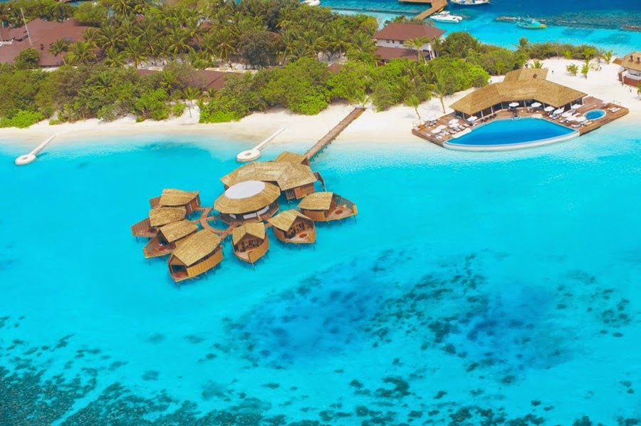 Lily Beach Resort and Spa Maldives