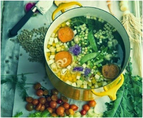 Sunday Soup Recipe