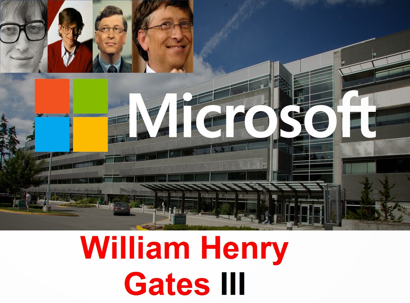 William Henry Gates III