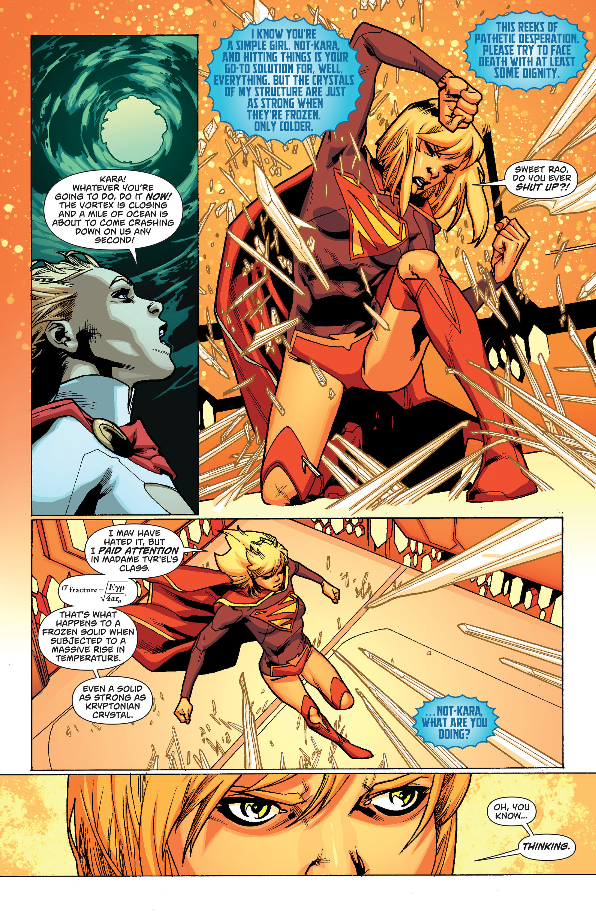 Supergirl (2011) Issue #20 #22 - English 15