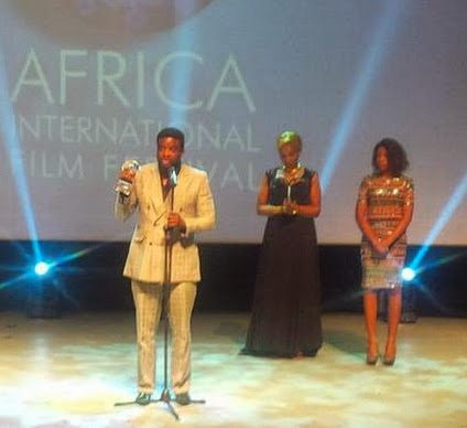 kunle afolayan october 1 awards