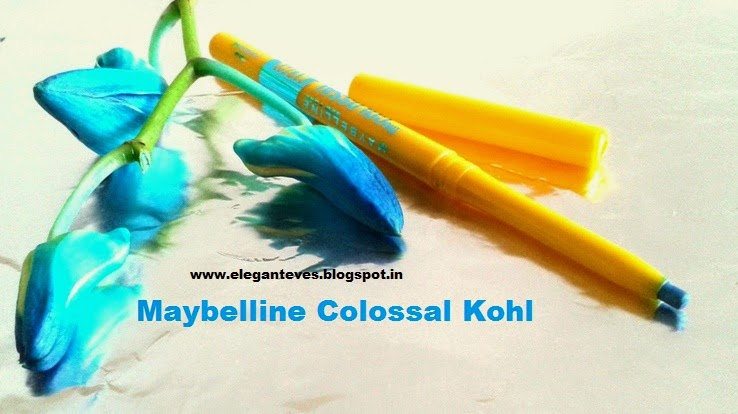 Maybelline Colossal Kohl #True Turquoise