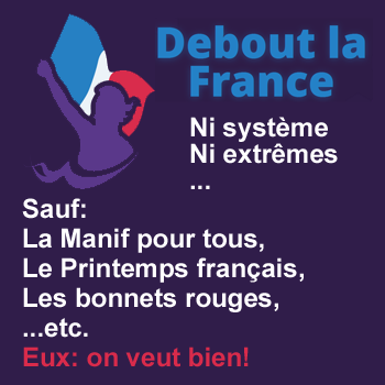 Debout la France Européennes avec Nicolas Dupont-Aignan