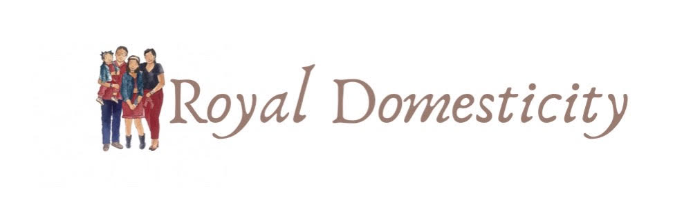 Royal Domesticity by Denise Rayala
