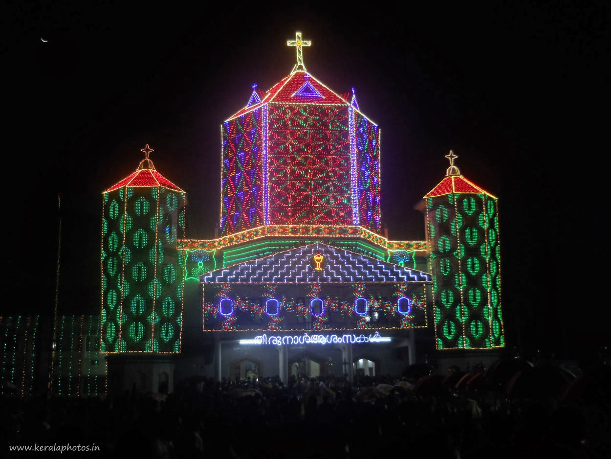 Palakkal St Mathew's Church - Thrissur