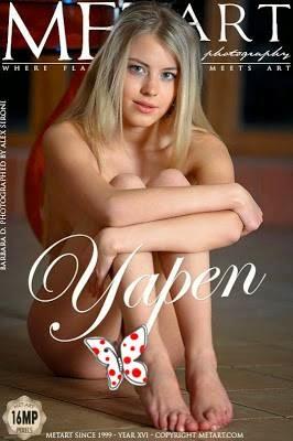 Capa Met-Art Barbara D Yapen