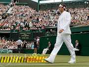 Wimbledon tennis.