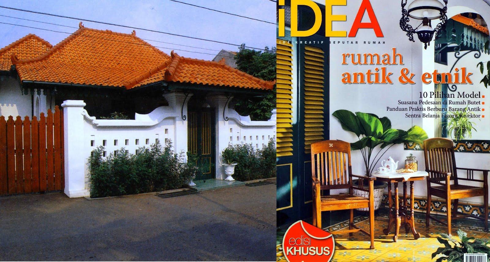 DESAIN RUMAH KENANGAN, JAKARTA