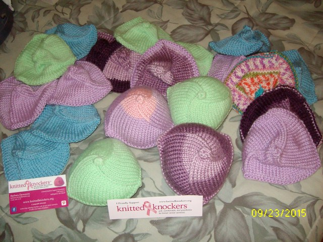 Knitted Knockers Pattern : Welcome to Simply Jeans: Knitted Knockers
