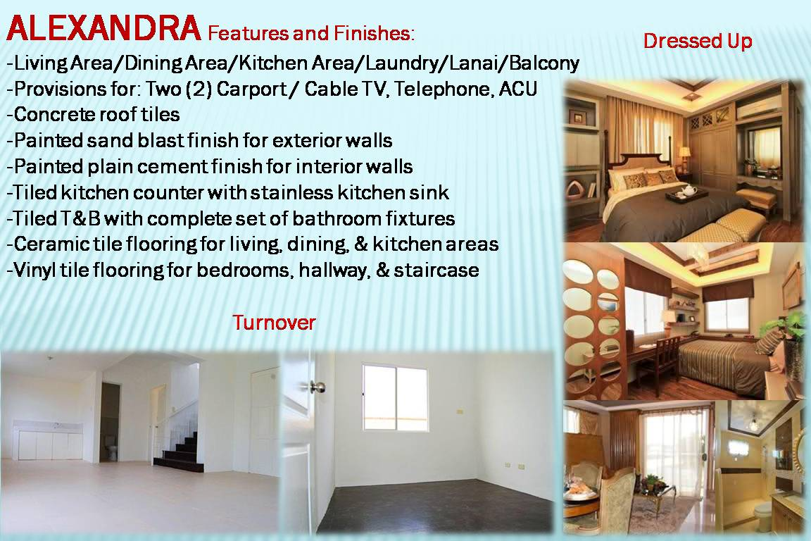 lancaster alexandra rent to own near makati