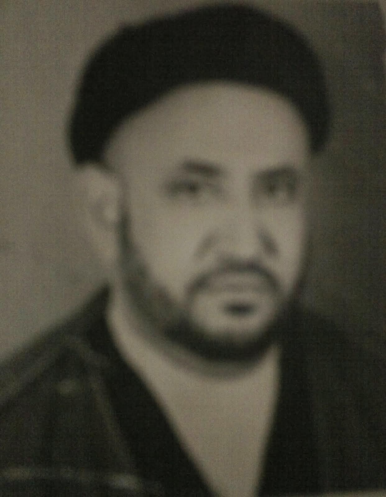 العلامة السيد علي السيد حسين العلامة الياسري