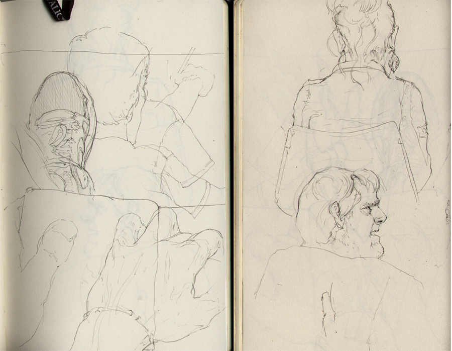 !! Jasper's Sketchbook: January 15th (NSFW) !!
