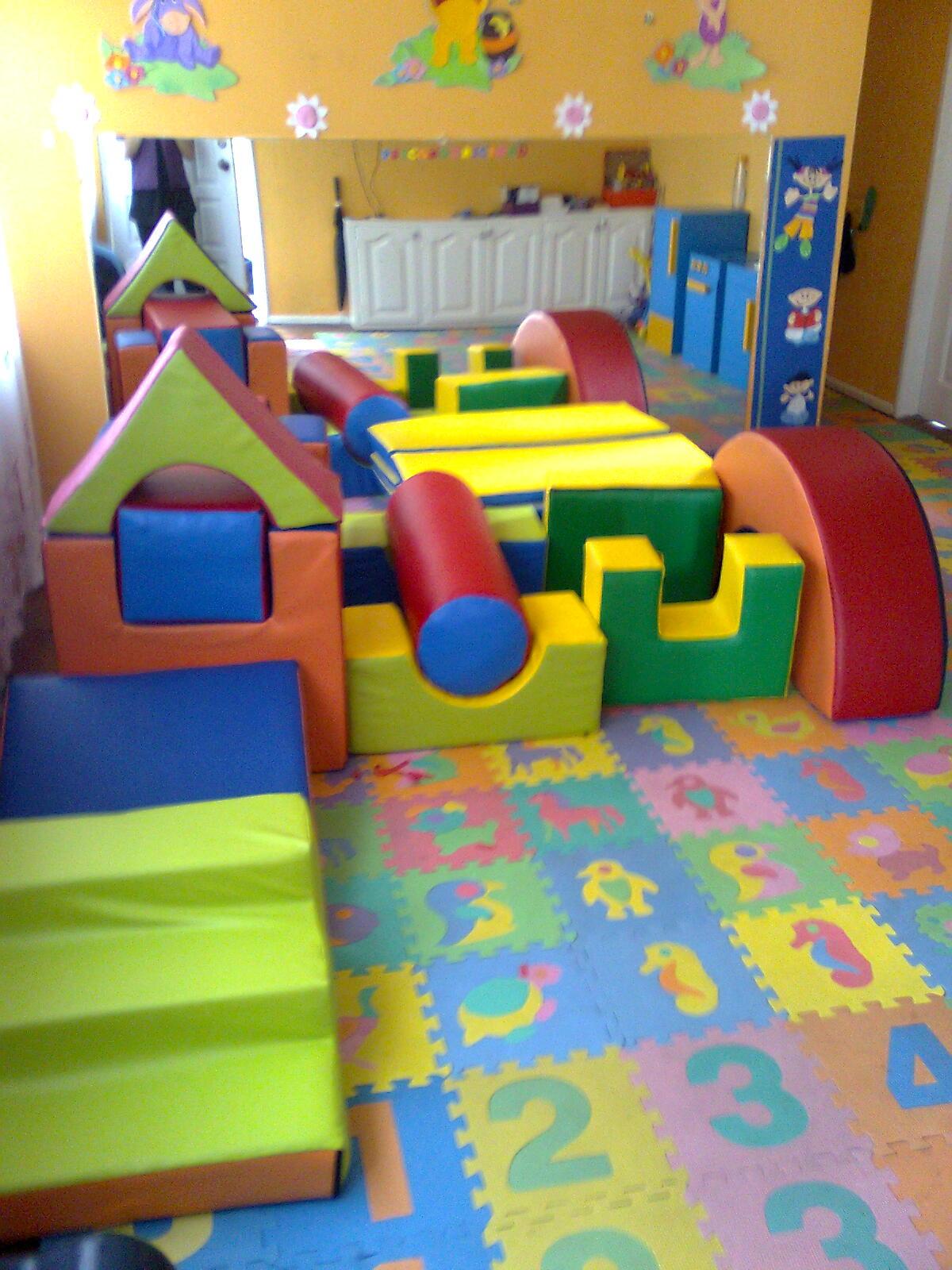 Centro de educaci n inicial small ville educaci n Decoracion de espacios de preescolar