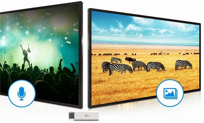 Screen Capture dan Audio Recorder LED TV Samsung Series 5 40 Inch UA-40H5100