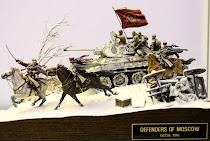 Euro Militaire 2012 Vignettes