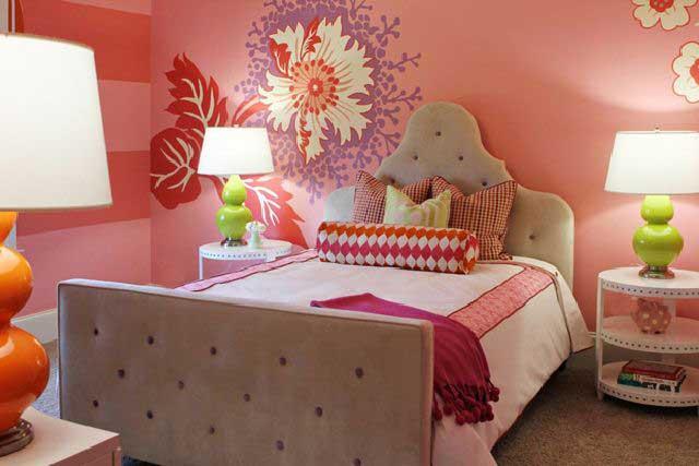 kamar pink