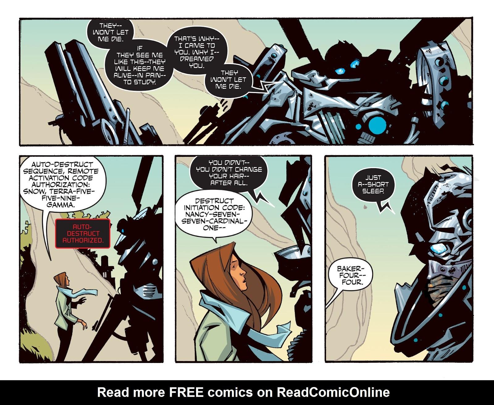 The Flash: Season Zero [I] Issue #19 #19 - English 21