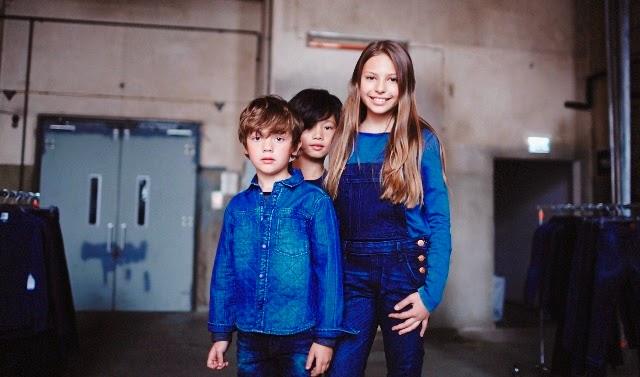 H&M Conscious Denim, go green, wear jeans, wear denim, for kids
