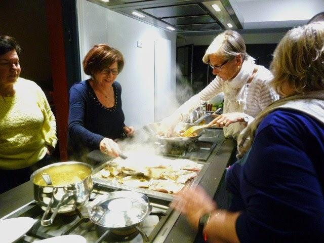 Club gastronomique prosper montagn par alain kritchmar for Diner entre copains