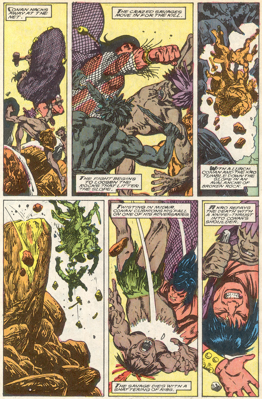 Conan the Barbarian (1970) Issue #218 #230 - English 14
