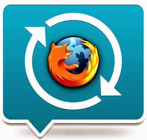 cara backup data mozilla Firefox