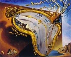 O tempo líquido