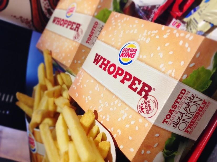 Burger King's Whopper