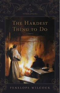 "Book 4 of The Hawk & the Dove series - ""The Hardest Thing To Do"""
