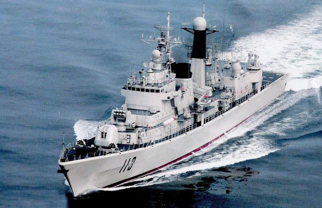 Type 052 (Luhu-class) DDG