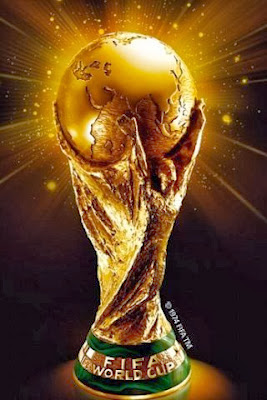 Trophy and tips for world cup 2014