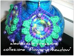 """orecchini collezione """"Flowery Meadow"""" modello n°2"""