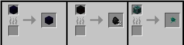 AbyssalCraft Mod recetas