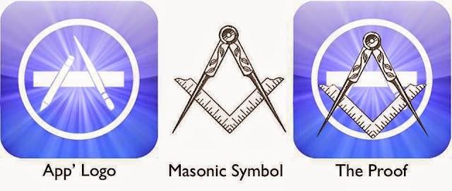 Nhan nhản logo Tam Điểm khắp nơi - Bằng chứng Sứ Điệp Từ Trời đang ứng nghiệm
