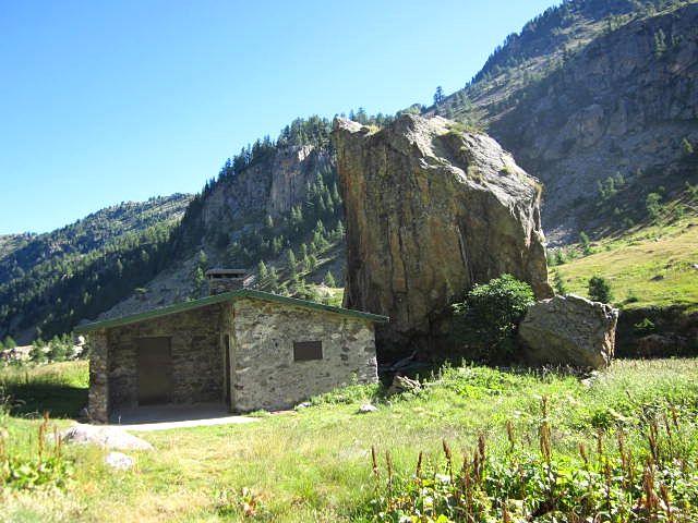 Muntaechinna trekking trek di sant 39 anna - Alberghi bagni di vinadio ...