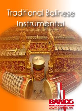 Tihingan Village, Klungkung - Bali Traditional instrumental handicraft