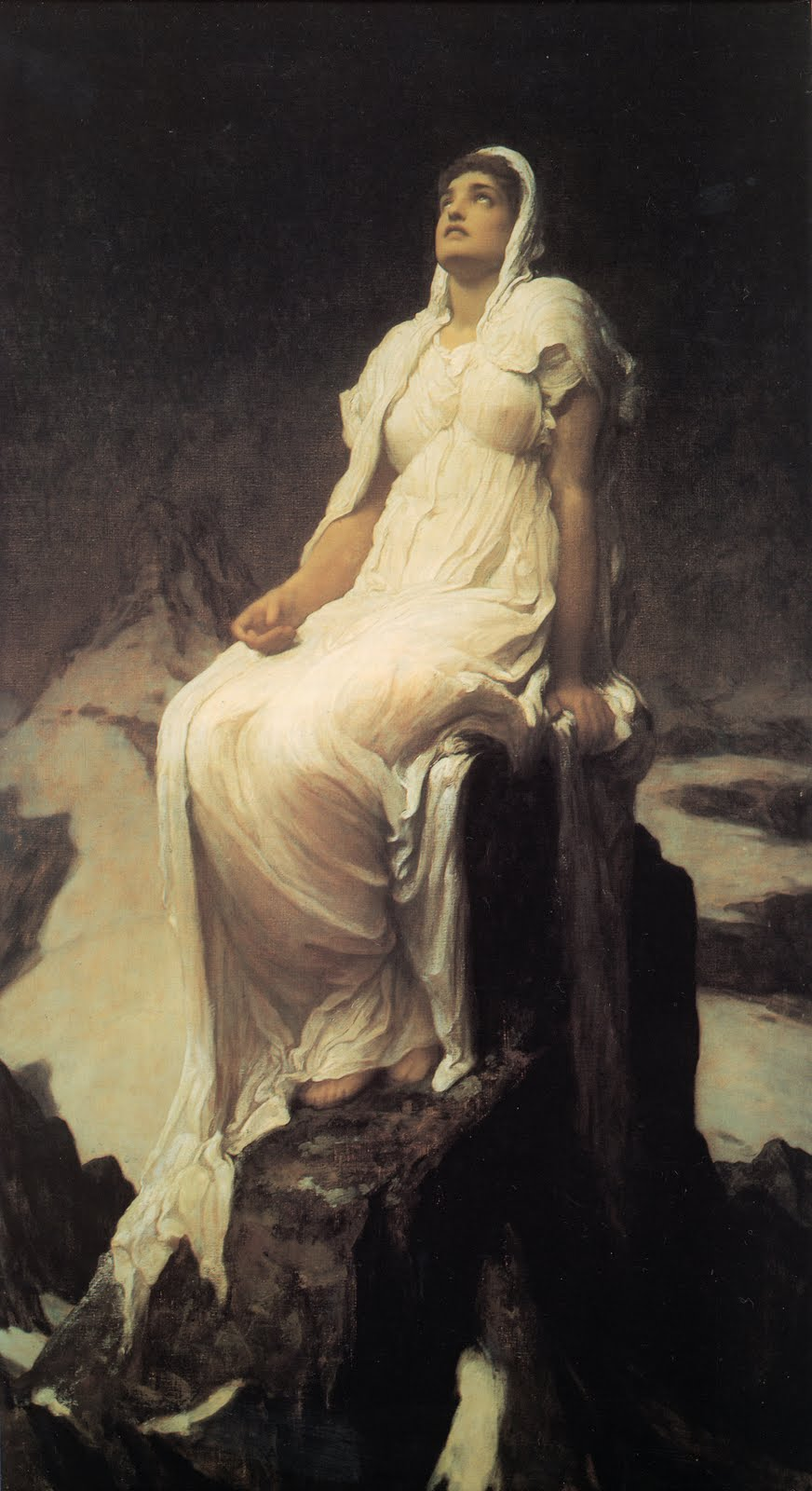 lord frederick leighton spirit