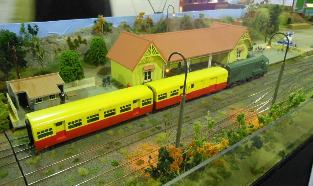 Australian ho scale model trains