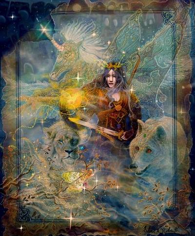 Enchanted Steve A Roberts