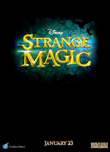 Phép Thuật Kỳ Lạ | Strange Magic