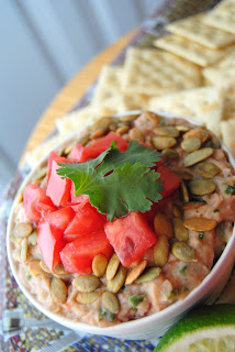 Tex-Mex Pinto Bean Spread