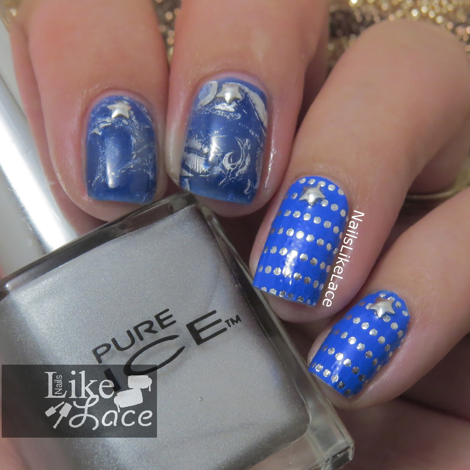 NailsLikeLace: Twinsie Tuesday: Inspired by a Song