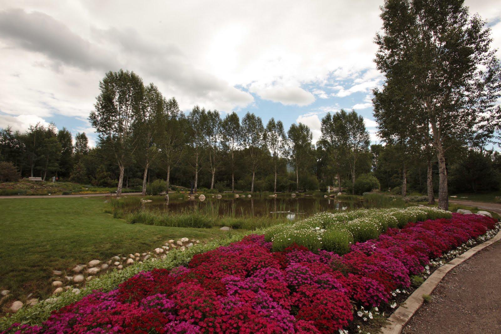 Colorado Day 7 - Yampa River Botanic Park