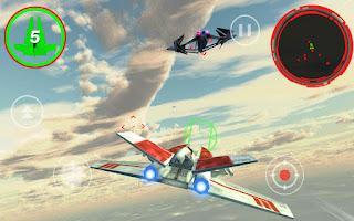 Alpha Squadron v1.2 APK: game bắn máy bay 3D phi đội alpha cho android