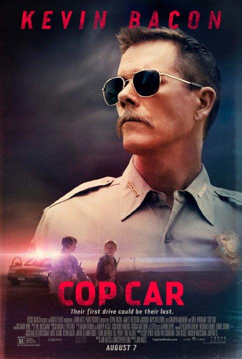 poster Xe cảnh sát
