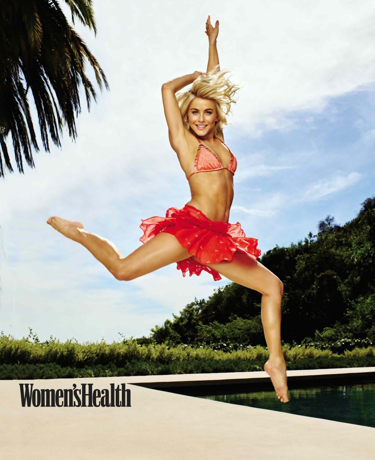 Julianne Hough – Women's Health US Magazine (July/August 2015)